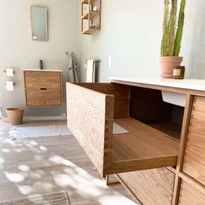 snedker bademøbel udskæring