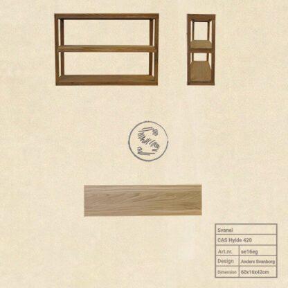 cas hylde 420 møbel plakat 640x640