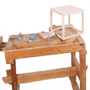 fremstilling af træmøbler