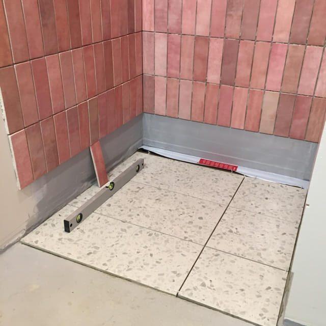 gulvfliser badeværelse