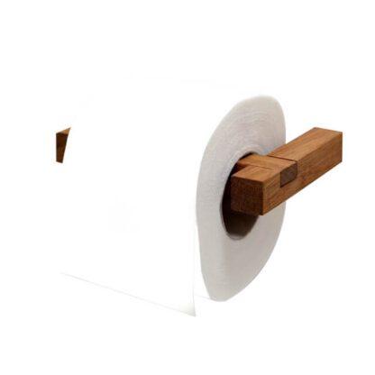 håndlavet toiletpapirholder svanel