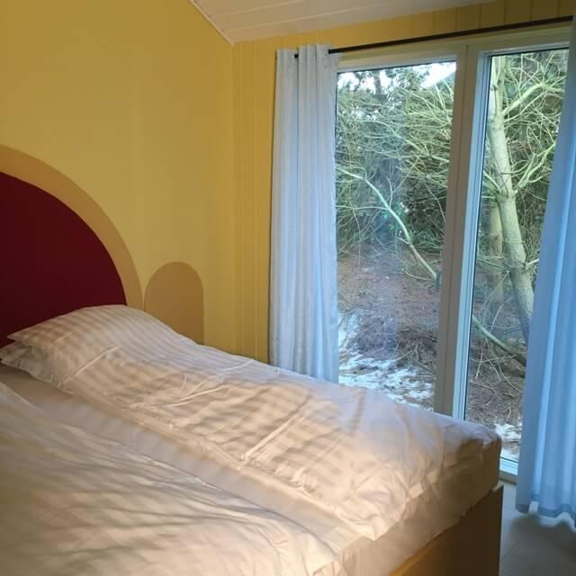 indretning soveværelse billede