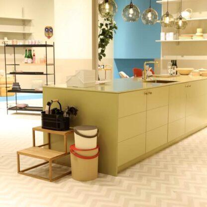 køkkenskammel i køkken