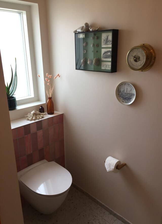 krav til badeværelse indretning