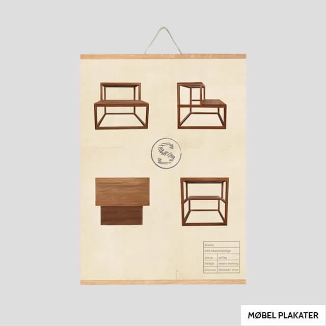 møbel plakater kategori svanel