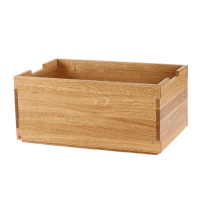 møbelsnedker opbevaringskasser træ
