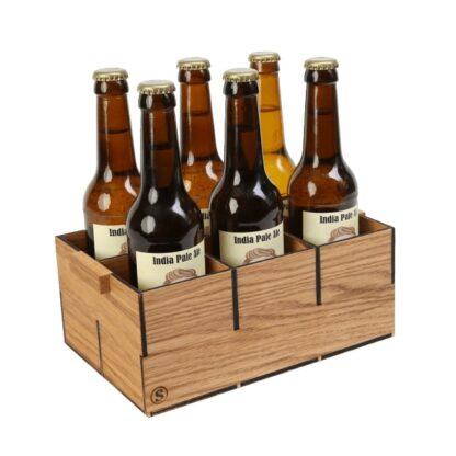 ølkasse til 6 øl