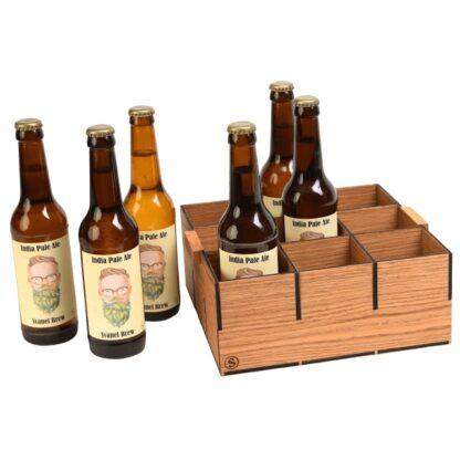 ølkasser træ