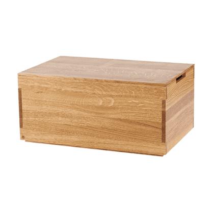 opbevaringskasser træ med snedker samling
